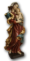 Marienstatue mit Jesuskindlein
