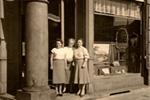 Laden in der Ismaninger Str.7 - Neueröffnung 1950