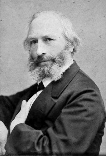 Professor Johann Friedrich Voltz - Daguerreotypie